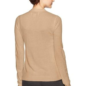 a2350df40d Sag Harbor Sweaters - Women s Sag Harbor Tan Knit Cardigan XL NWT